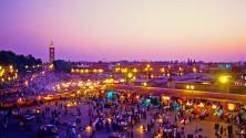 La ville de Marrakech, sacrée 3ème meilleure destination au monde