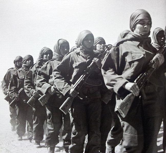 Combattantes_sahraouies_du_Front_Polisario