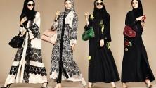 Dolce & Gabbana lance sa première collection de hijabs et abayas
