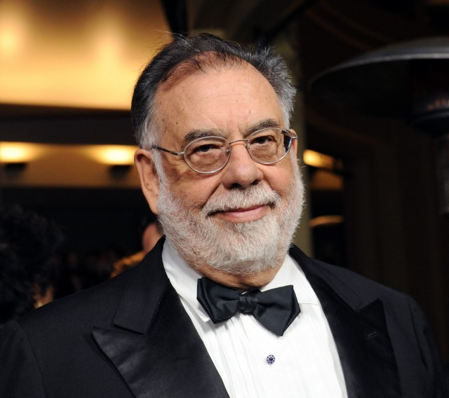 Director Francis Ford Coppola arrives at the 63rd annual Directors Guild of America Awards (DGA) in Los Angeles on January 29, 2011. UPI/Jim Ruymen