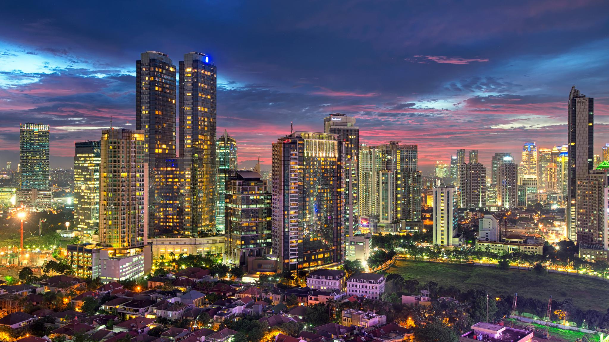 jakarta-indonesia-city