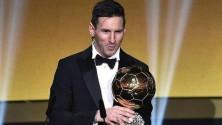 Ballon d'Or 2015 : Messi remporte son cinquième trophée