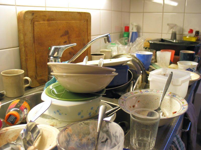 vaisselle-sale