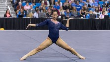 Une gymnaste américaine épate tout le monde avec ses pas de hip-hop