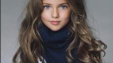A 10 ans, Google l'a élue 'plus belle petite fille du monde'