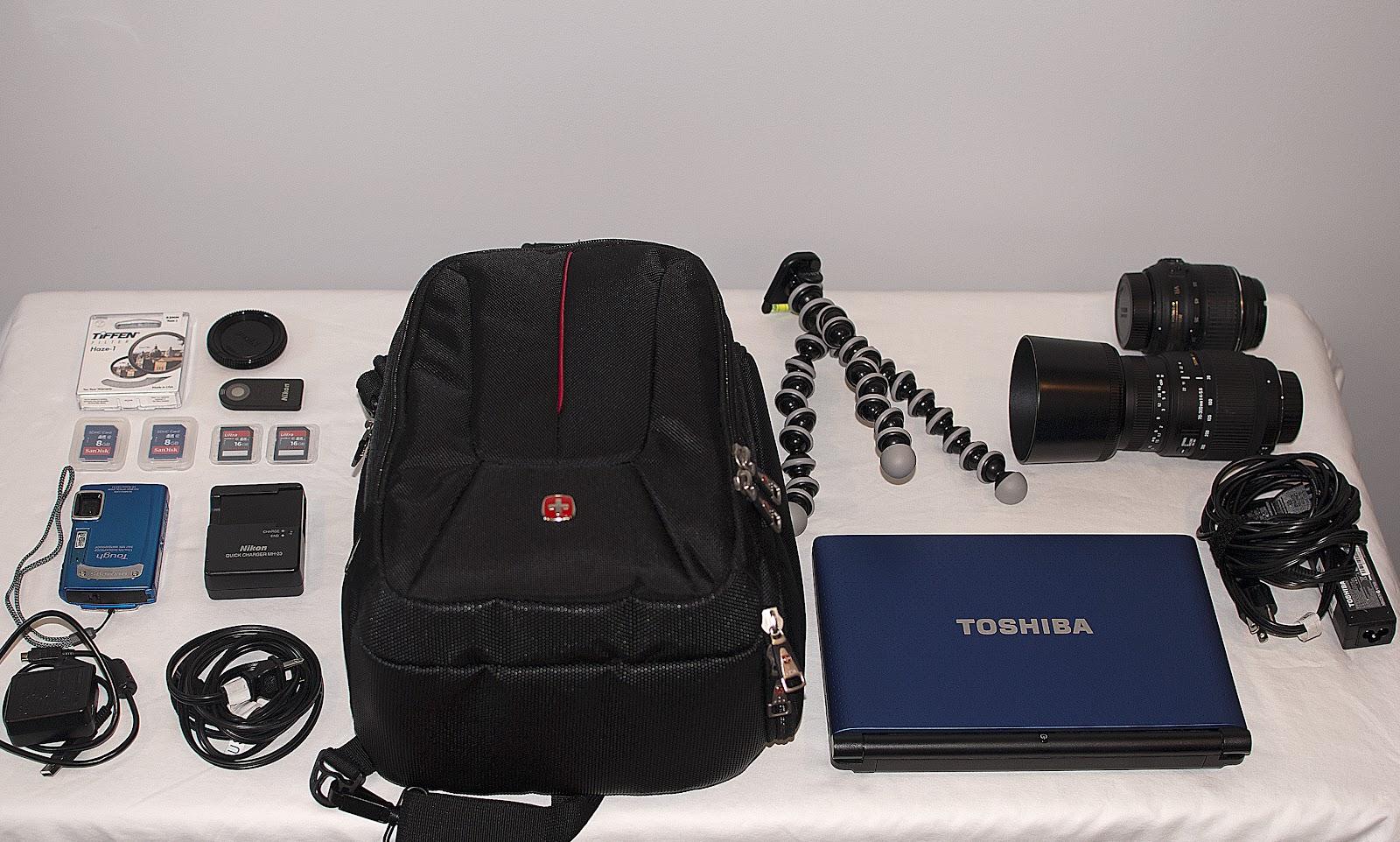 Pack - Camera Bag
