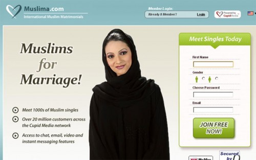 Site rencontre muslim marriage