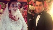 En images, le mariage de Khadija et Said qui a coûté des millions de dollars