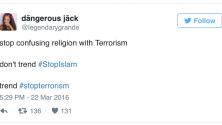 Attentats de Bruxelles : #StopIslam, un hashtag qui marque le retour de l'amalgame