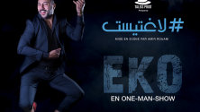 L'artiste : Pour la première fois, EKO en spectacle à Rabat et Casablanca