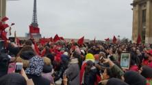 Marocains, de Paris à Lagouira : En images, la Grande Marche de la Nation à Paris