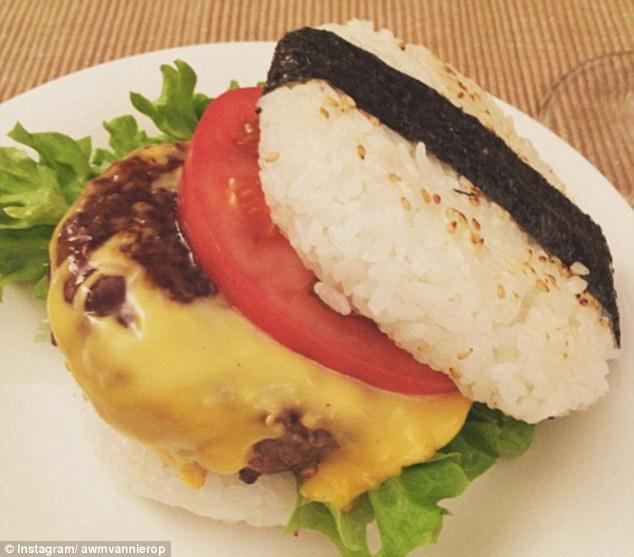 sushisburger
