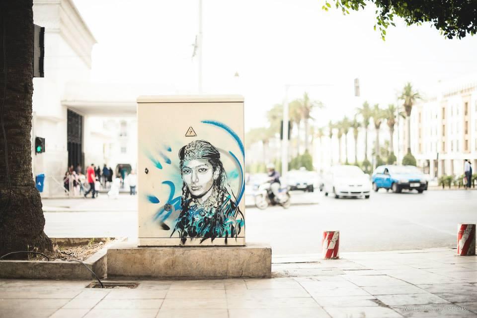 Avenue Mohammed V -C215 France