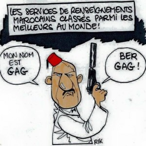 My name is Gag, Ber... Gag