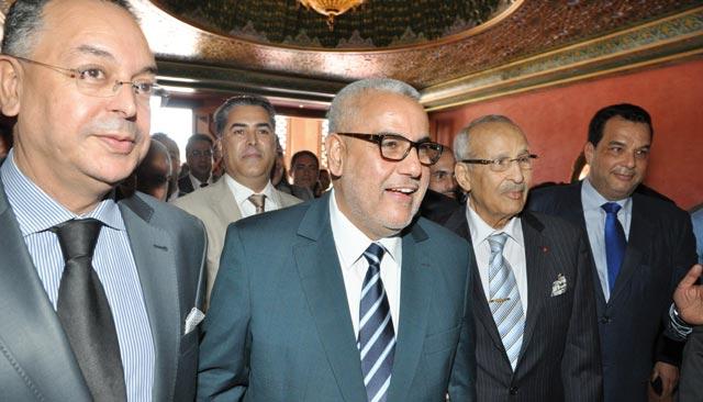 miloud-chaabi-abdelilah-benkirane-lahcen-haddad