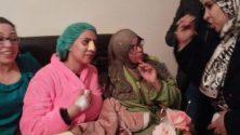Fin de l'épisode : Dounia Boutazout VS Khaoula Nkheili