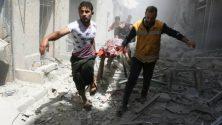 Hommage à Alep et à ses Hommes qui souffrent en silence