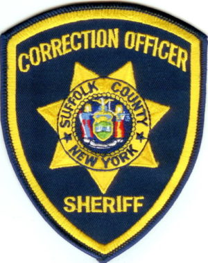 Suffolk County Sheriff Correction Officer NY