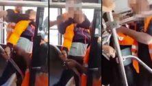 Maroc : Un passager de bus brutalisé par un contrôleur