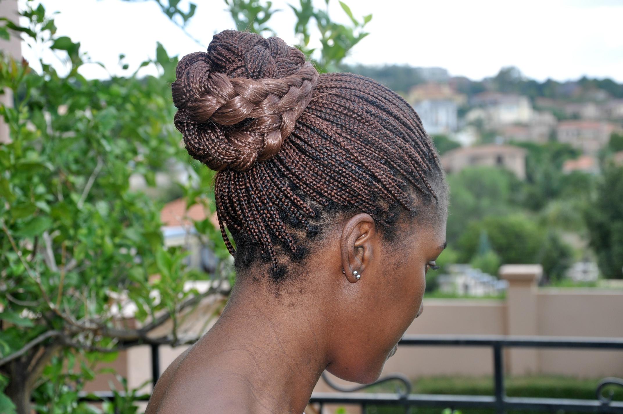 Tendayi de AfricanHair