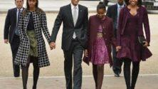 Les Obama en vacances à… Marrakech