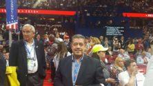 Hamid Chabat aux Etats-Unis pour l'investiture de Donald Trump