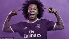 Le Real Madrid dévoile ses maillots saison 2016/17