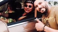 Le Selfie de l'année : Réda Taliani ft. Mohamed VI et Lalla Salma