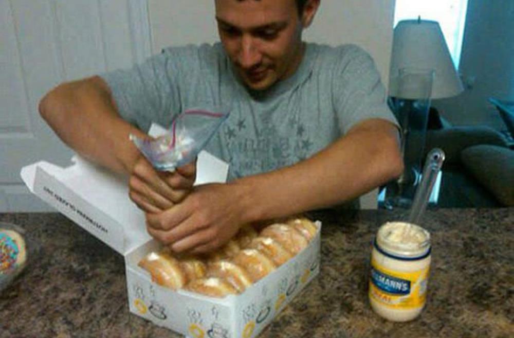 donut-mayo