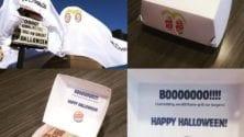Pour Halloween, 'Burger King' se déguise en 'McDonald's'