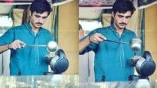 Un serveur de thé pakistanais décroche un contrat de mannequinat grâce à Internet