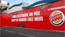 Hilarant : Les 8 meilleures affiches de Burger King dans la rue