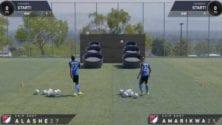 EA SPORTS FIFA Real-Life Skill Games : FIFA 17 dans le monde réel