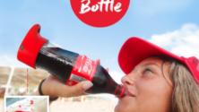 Coca Cola lance sa 'selfie bottle', une bouteille pour prendre des photos en buvant