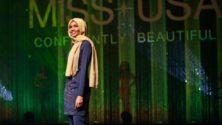 Miss Minnesota : Une participante défile en hijab et en burkini