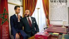 Découvrez les images inédites du Roi Mohammed VI et du Prince héritier dans Paris Match