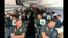 Chapecoense : Une équipe entière de football tuée dans un crash d'avion en Colombie