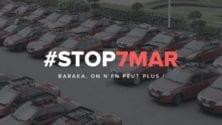 #STOP7MAR : Le mouvement qui se révolte contre les Taxis à Casablanca