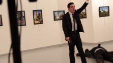 Vidéo : Assassinat de l'ambassadeur Russe en Turquie en direct à la TV