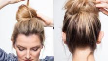 12 idées de coiffures pour filles flemmardes