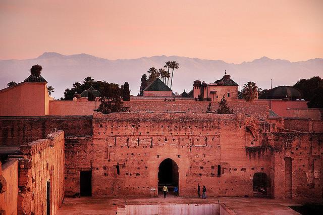 el-badi-palace