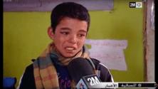 Maroc : Ces enfants veulent aller à l'école, mais ils ne peuvent pas