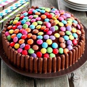 Un gros gâteau