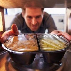 Des plats à réchauffer