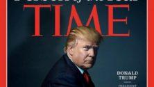 Trump élu personnalité de l'année 2016 par 'Time'