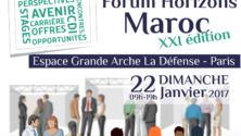 Forum Horizons Maroc 2017 : La liste des entreprises qui seront présentes