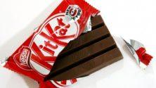 Vous ne devinerez jamais de quoi est fourré un Kit Kat