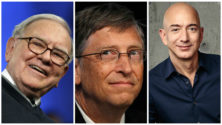 Top 5 des personnes qui ont empoché le plus d'argent en 2016
