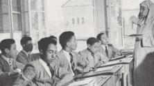 Photos : À quoi ressemblaient les étudiants marocains d'autrefois ?