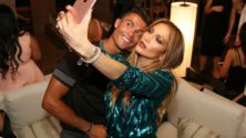 Vidéo : Cristiano ne peut absolument rien refuser à J-Lo